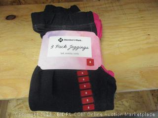 3 Pack Jeggings - 8