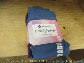 3 Pack Jeggings - 4/5