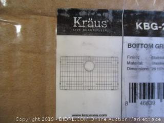 Kraus  Bottom Sink Grid