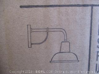 Exterior Light Fixture