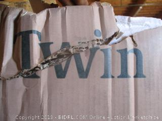 "Zinus 8"" Memory Foam Mattress Twin"
