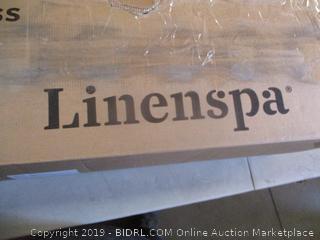 "Linenspa 6"" Spring Mattress Twin XL"