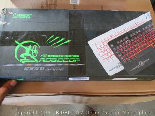 Robocop Gaming Keyboard (Please Preview)