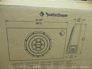 Rockford Fosgate Speaker