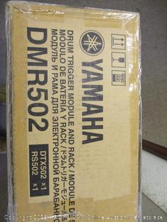 Yamaha Drum Trigger Module and Rack