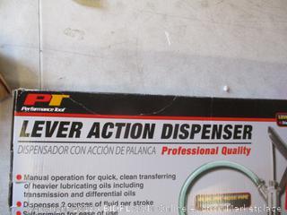 Lever Action Dispenser