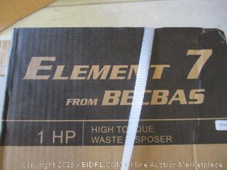 Element High Torque Water Disposer