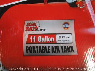 Big Red Jack Portable Air Tank
