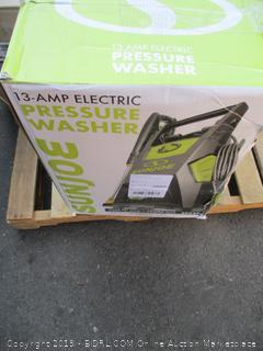 Sunjoe Pressure Washer