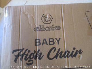 Ashton Bee Baby High Chair