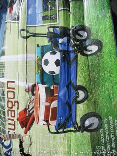 Mac Wagon Foldable Wagon