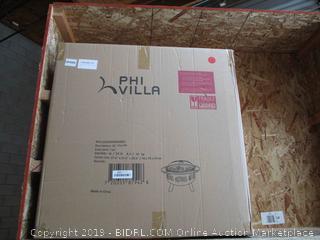 Phi Villa Fire Pit