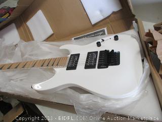 Clackson Guitar