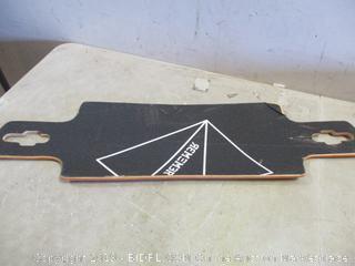 Loungboard - No Wheels