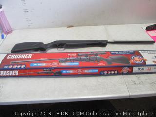 Crusher Break Barrel Air Rifle