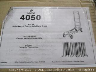 Hide away Convertible Hand Truck