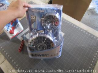 Waterpik Waterpulse Combo Shower Heads