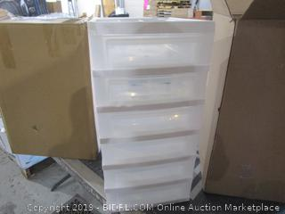 Drawer Organizer cracked see pictures