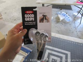 Measuring Spoon incomplete set