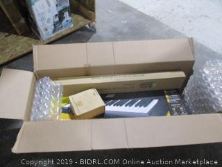 Casio Digital Keyboard with accessory See Pictures