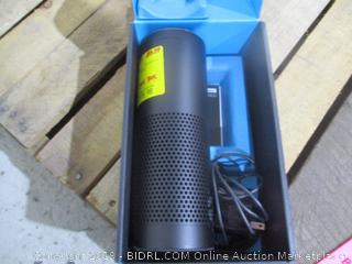 Amazon Echo See Pictures Powers On