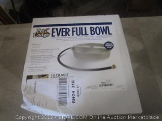 Ever full bowl