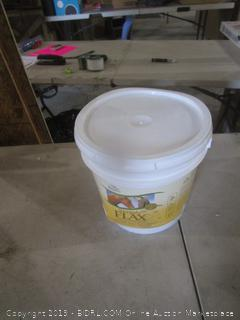 Simply Flax for Horse dented container