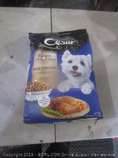 Dog Food opened