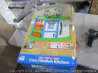 Cozy Comfort Kitchen