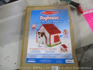 Plush Pet Indoor Playhouse