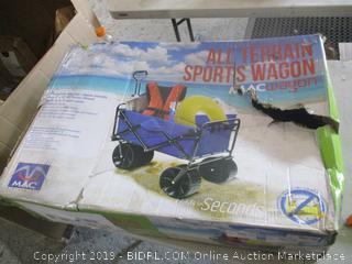 All Terrain Sports Wagon Mac Wagon