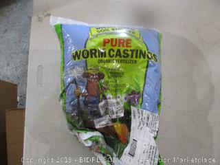 Pure Worm Casting Organic Fertilizer