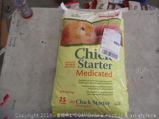 Chicken Starter Medicated