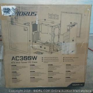 Aorus AC300W ATX Mid Tower PC Case