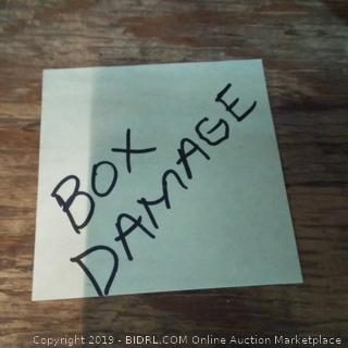 Mighty Bliss Cordless Massager  box damage