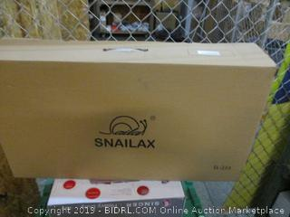 Snailax Neck & Back Massager with Heat