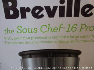 Breville the Sous Chef 16 Pro