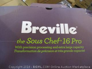Breville Sous Chef 16 Pro Food Processor