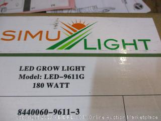 Simu Light LED Grow Light See Pictures