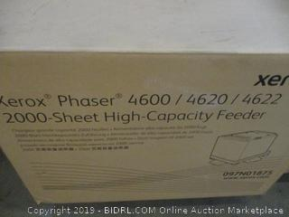 Xerox Phaser  Printer See Pictures
