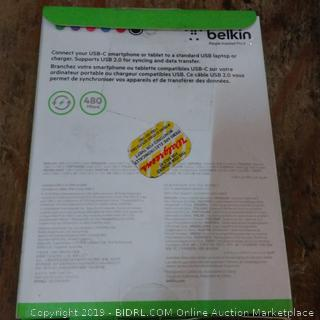 Belkin USB-C to USB-A Cable