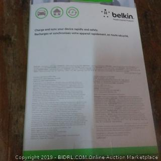 Belkin Lightning to USB Cable