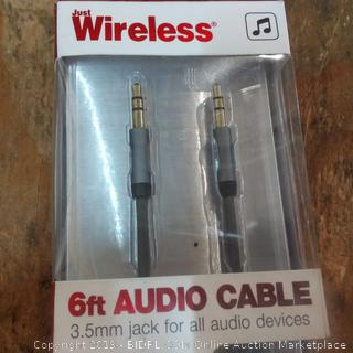 Computer Cable and Wireless Audio Cable