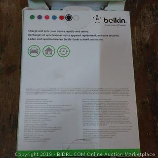 Belkin Micro-USB to USB Cable