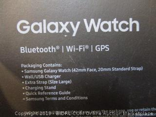 Samsung Galaxy watch Bluetooth/WiFi/GPS
