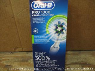Oral -B box damage