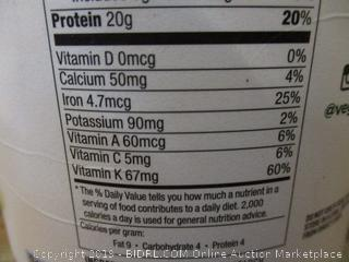 Vegan Protein Y Greens