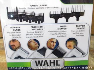 Wahl Trim and Shave