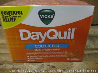 Vicks Day Quil Cold & Flue