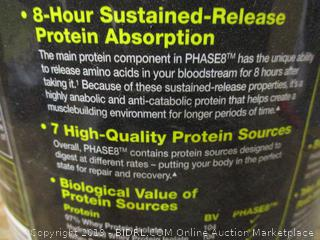Phase 8 Proteinn